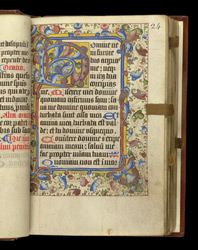The Seven Penitential Psalms, in a Breviary